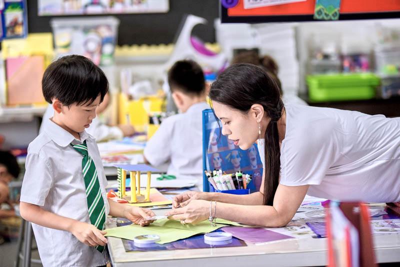 深圳外国语学校国际部招生网申正在进行中!